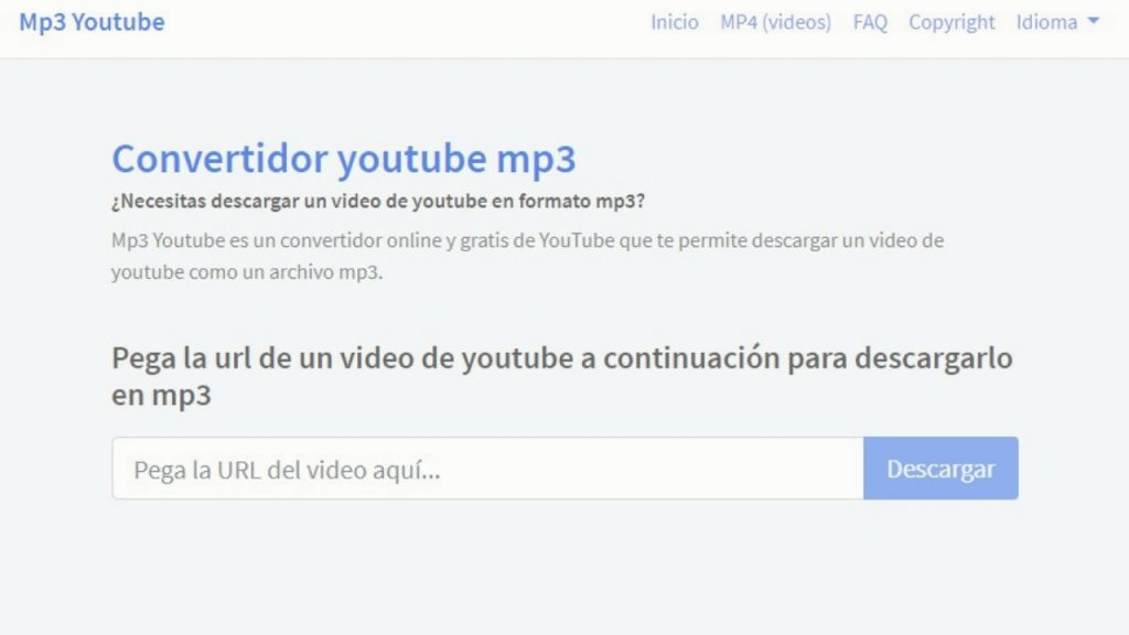descargar videos de youtube a mp4 rapido